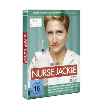 Nurse Jackie - Staffel 1 - Jetzt bestellen!
