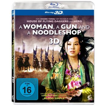A woman a gun and a noodleshop 2009 filmkritik for Koch xiao wang