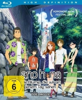 AnoHana - Die Blume, die wir an jenem Tag sahen - The Movie - Jetzt bei amazon.de bestellen!