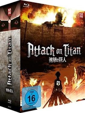 Attack on Titan - Vol.1 + Sammelschuber - Jetzt bei amazon.de bestellen!