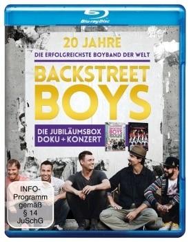 Backstreet Boys - 20 Jahre - Jetzt bei amazon.de bestellen!