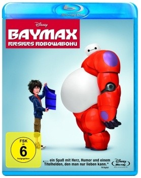 Baymax - Riesiges Robowabohu - Jetzt bei amazon.de bestellen!