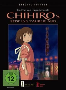 Chihiros Reise ins Zauberland - Jetzt bei amazon.de bestellen!