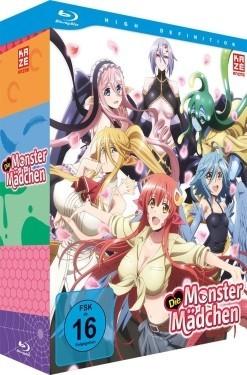 Die Monster Mädchen Vol. 1 - Jetzt bei amazon.de bestellen!