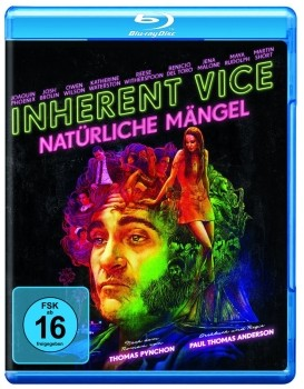 Inherent Vice - Natürliche Mängel - Jetzt bei amazon.de bestellen!