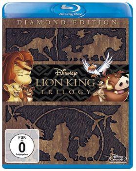 König der Löwen - Trilogie - Diamond