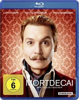 Mortdecai – Der Teilzeitgauner - Jetzt bei amazon.de bestellen!