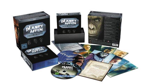 Planet der Affen - Evolution Collection