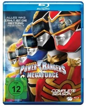 Power Rangers Megaforce - Jetzt bei amazon.de bestellen!