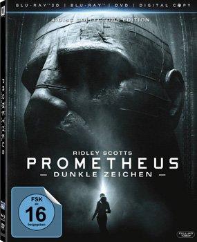 Prometheus – Dunkle Zeichen - Jetzt bei amazon.de bestellen!