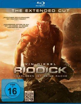 Riddick - Überleben ist seine Rache - Jetzt bei amazon.de bestellen!