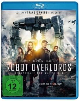 Robot Overlords - Herrschaft der Maschinen - Jetzt bei amazon.de bestellen!