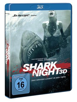 Shark Night 3D - Jetzt bei amazon.de bestellen!
