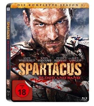Spartacus – Blood and Sand - Jetzt bei amazon.de bestellen!