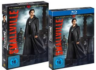 Smallville - Staffel 9