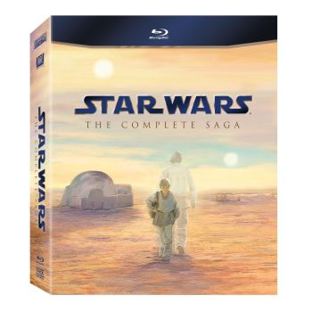 Star Wars: The Complete Saga I-VI