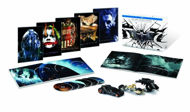 Batman - The Dark Knight Trilogy - Jetzt bei amazon.de bestellen!