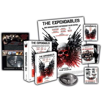 The Expendables - Hero Pack