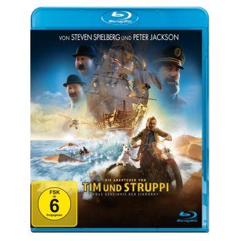Abenteuer von Tim & Struppi - Das Geheimnis der Einhorn
