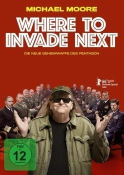 Where to Invade Next - Jetzt bei amazon.de bestellen!