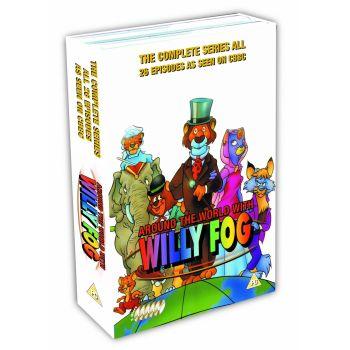 Um die Welt mit Willy Fog