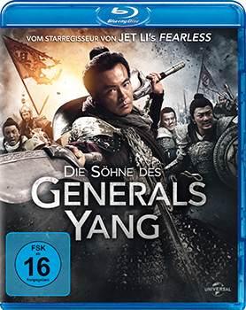 Die Söhne des General Yang - Jetzt bei amazon.de bestellen!