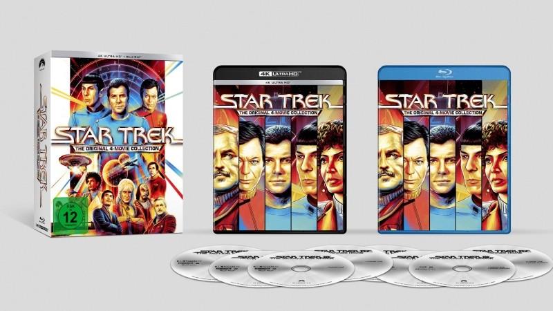 Star Trek 4K Filme