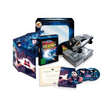 Zurück in die Zukunft - 25th Anniversary Trilogie