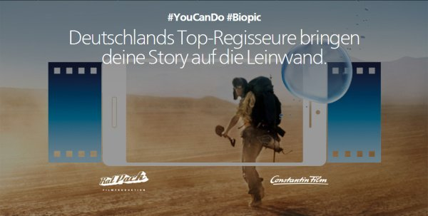 O2 #YouCanDo #Biopic