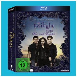 Die Twilight Saga - Biss in alle Ewigkeit