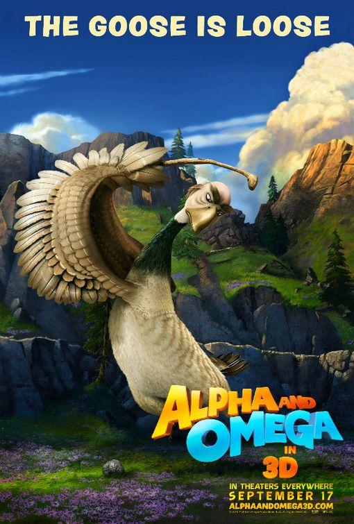 Alpha und Omega 3