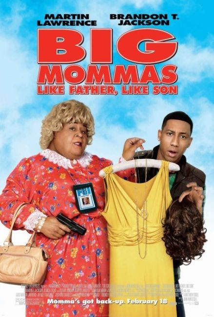 Big Mommas - Like Father Like Son