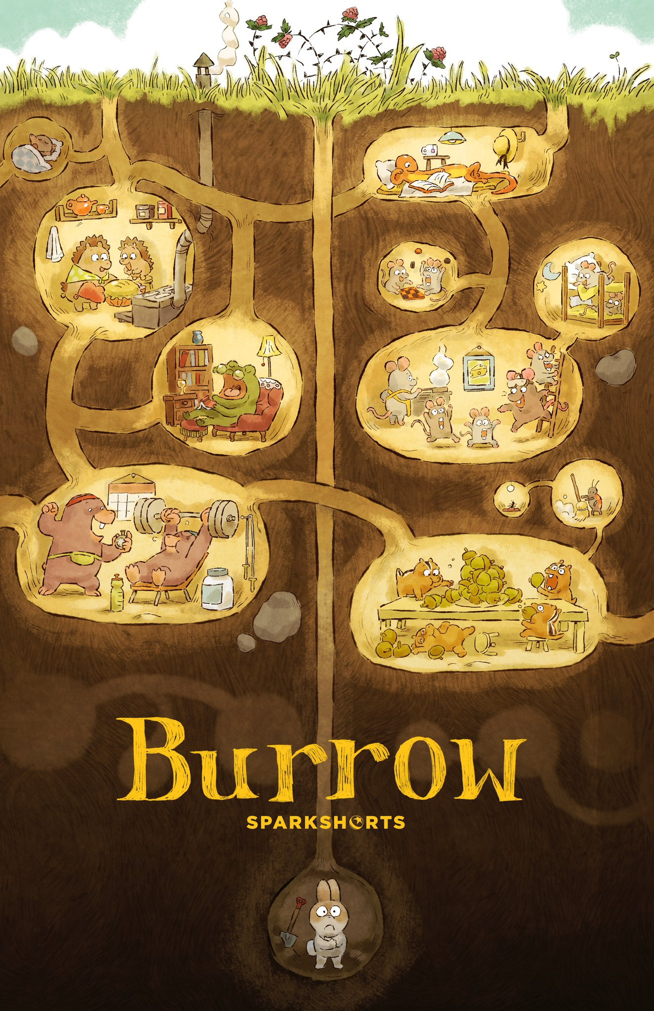 burrow-pixar-disney-kurzfilm
