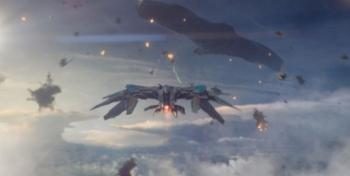 Marvel's Guardians Of The GalaxyMilanoPh: Film Frame©Marvel 2014
