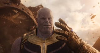 Marvel Studios' AVENGERS: INFINITY WAR  Thanos (Josh Brolin)  Photo: Film Frame  ©Marvel Studios 2018