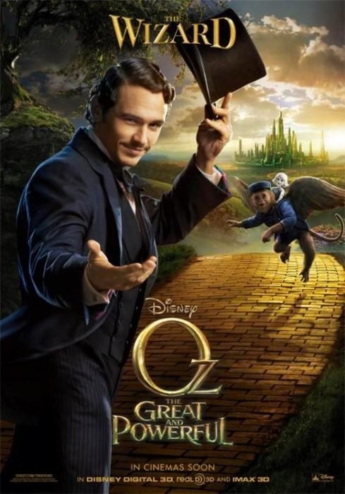 Die Zauberhafte Welt Von Oz