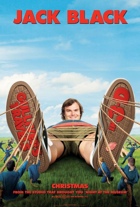 Gullivers Reisen - Da kommt was Grosses auf uns zu (3D)