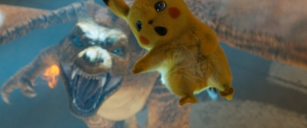 Pokémon: Meisterdetektiv Pikachu 2019 Szenenbild