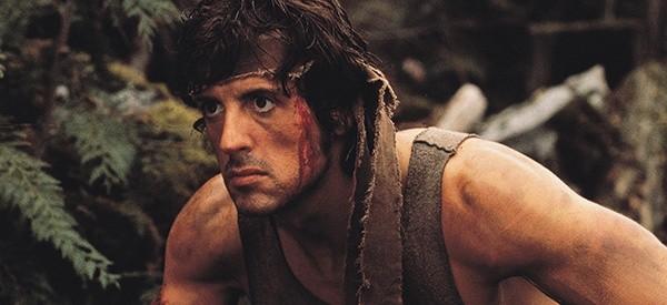 Rambo 1982 Szenenbild