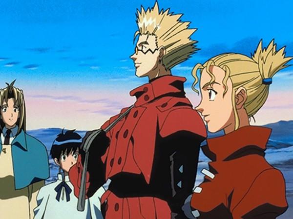 Trigun 1998 Szenenbild