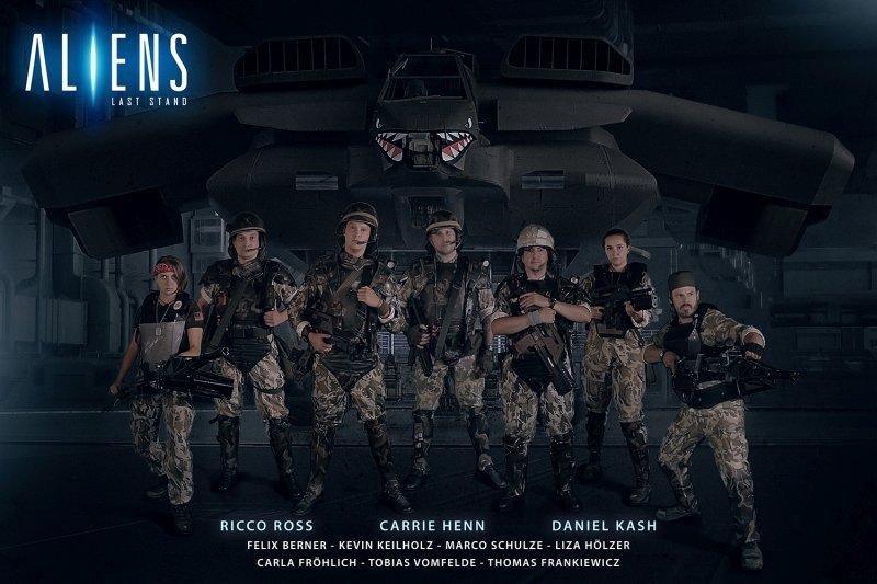 Aliens Last Stand Kritik