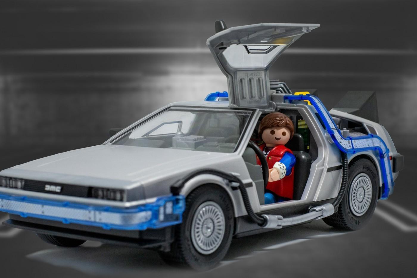 Back to the Future DeLorean (70317)