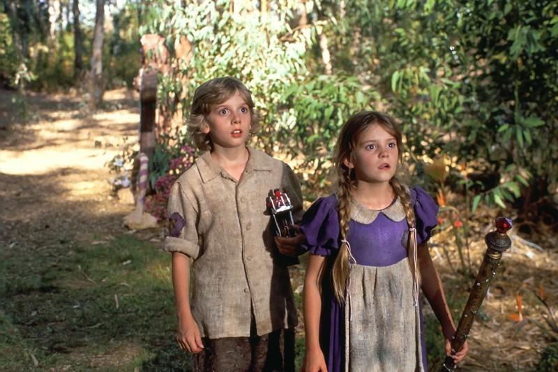 Hänsel und Gretel Filmkritik