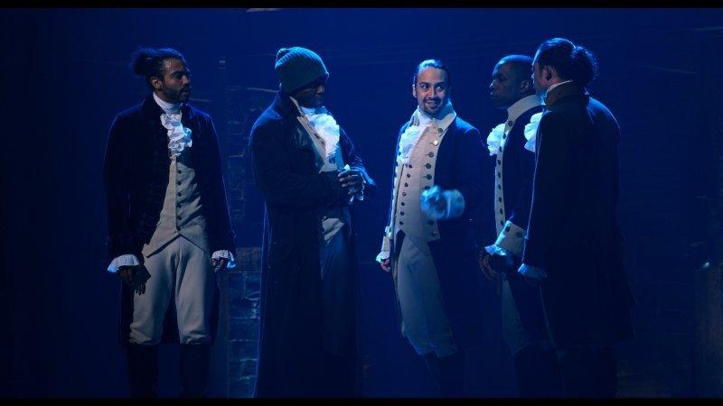Hamilton Musical Kritik