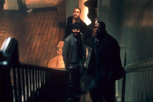 Panic Room 2002 Szenenbild