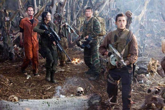 Predators 2010 Szenenbild