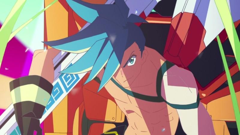 Promare Anime Filmkritik