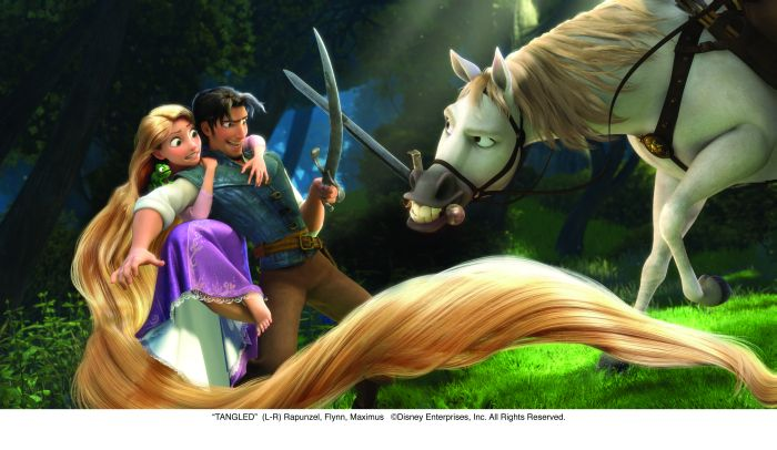 Rapunzel – Neu verföhnt Disney