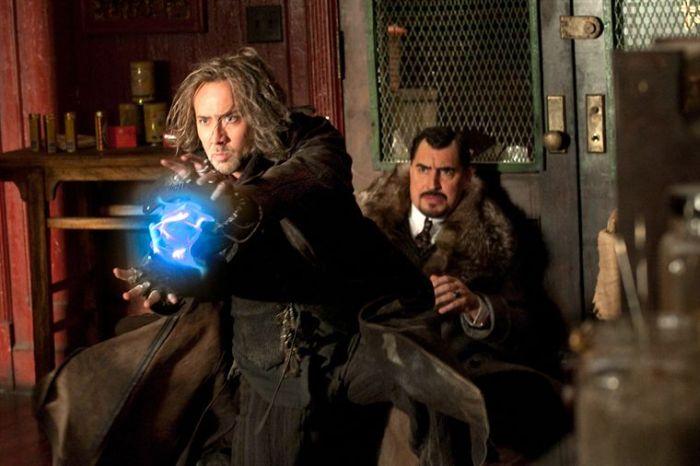 Duell der Magier 2010 Szenenbild