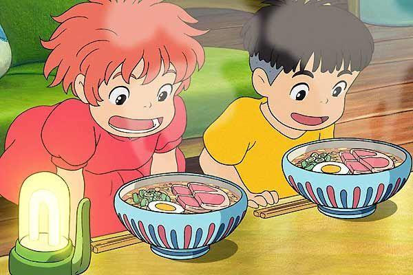 Ponyo - Das große Abenteuer am Meer Szenenbild